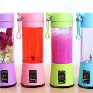 Portable Blender Electric Fruit Juicer Mixer